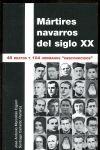 MARTIRES NAVARROS DEL SIGLO XX