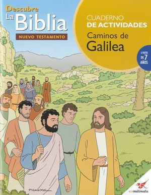 DESCUBRE LA BIBLIA