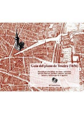 GUÍA DEL PLANO DE TEXEIRA (1656)