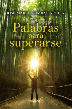 PALABRAS PARA SUPERARSE