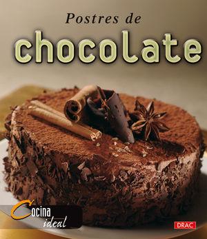 COCINA IDEAL. CHOCOLATE