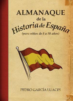 ALMANAQUE DE HISTORIA DE ESPAÑA