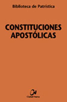 CONSTITUCIONES APOSTÓLICAS