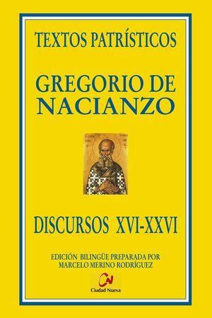 DISCUROS XVI-XXVI