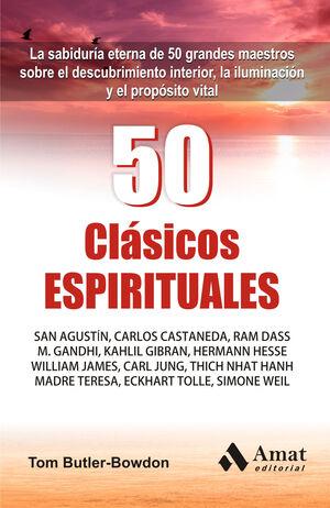 50 CLÁSICOS ESPIRITUALES