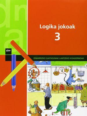 LOGIKA JOKOAK 3