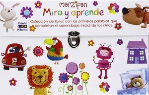 MIRA Y APRENDE  MALETÍN MARZIPAN
