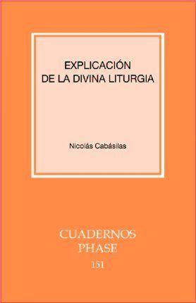 EXPLICACIÓN DE LA DIVINA LITURGIA