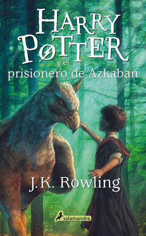 HARRY POTTER Y EL PRISIONERO DE AZKABAN (RUSTICA)