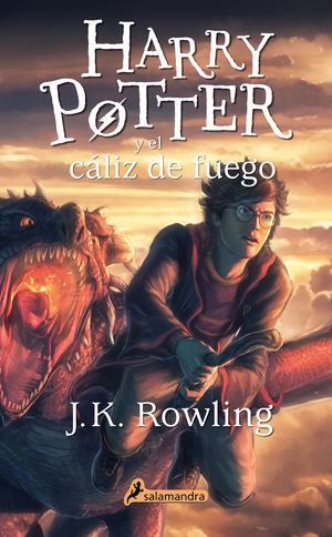 HARRY POTTER Y EL CALIZ DEL FUEGO (RUSTICA) 4