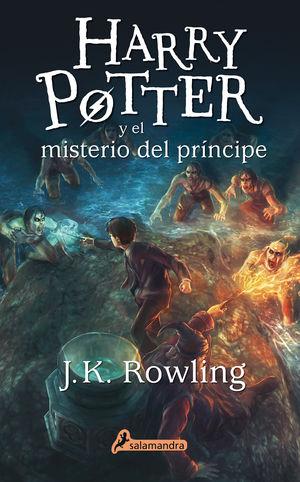 HARRY POTTER Y EL MISTERIO DEL PRINCIPE (RUSTICA)
