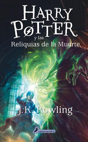 HARRY POTTER Y LAS RELIQUIAS DE LA MUERTE (RUSTICA