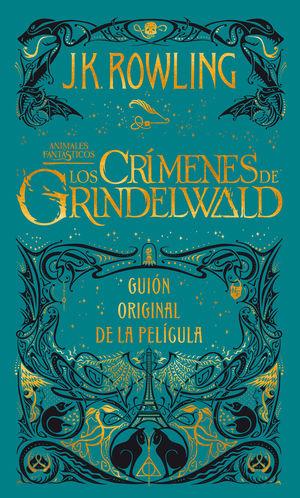 LOS CRÍMENES DE GRINDELWALD