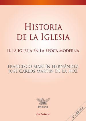 HISTORIA DE LA IGLESIA II
