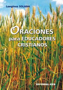 ORACIONES PARA EDUCADORES CRISTIANOS