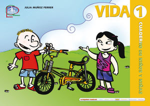 VIDA / 1. CUADERNO DE NIÑOS Y NIÑAS