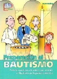 PREPARACIÓN AL BAUTISMO