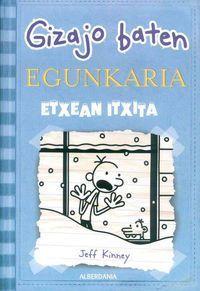 GREG 6 ETXEAN ITXITA
