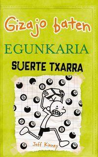 GREG 8 SUERTE TXARRA