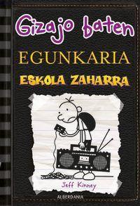 GREG 010: ESKOLA ZAHARRA