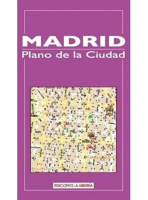 MADRID: PLANO DE LA CIUDAD