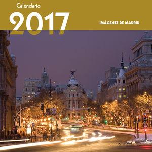 CALENDARIO IMÁGENES DE MADRID 2017