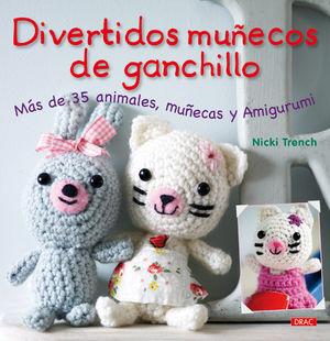 DIVERTIDOS MUÑECOS DE GANCHILLO