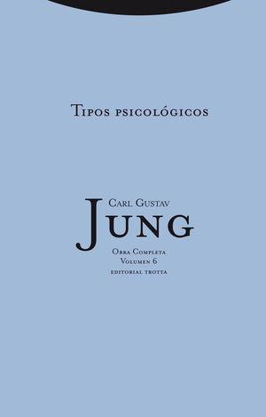 TIPOS PSICOLOGICOS. OBRAS COMPLETAS JUNG VOL. 6 (R