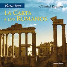 PARA LEER LA CARTA A LOS ROMANOS