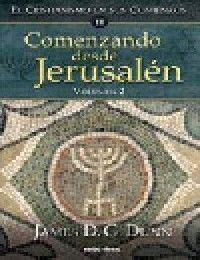 COMENZANDO DESDE JERUSALÉN - 2