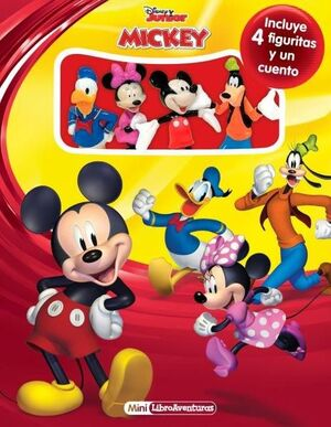 MICKEY. MINI-LIBROAVENTURAS