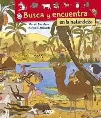 BUSCA Y ENCUENTRA EN LA NATURALEZA