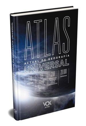 ATLAS ACTUAL DE GEOGRAFÍA UNIVERSAL VOX