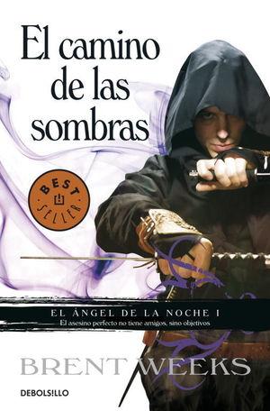 EL CAMINO DE LAS SOMBRAS (EL ÁNGEL DE LA NOCHE 1)
