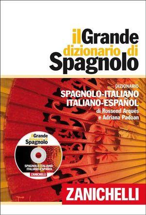 IL GRANDE DIZIONARIO DI SPAGNOLO (LIBRO CON DVD-ROM Y UN AÑO DE LICENCIA ONLINE)