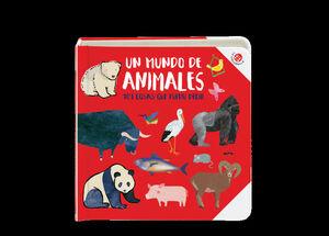 UN MUNDO DE ANIMALES