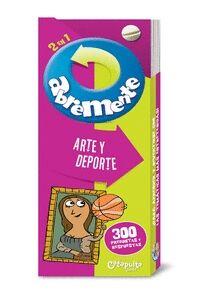 ABREMENTE 2 EN 1 - ARTE Y DEPORTE