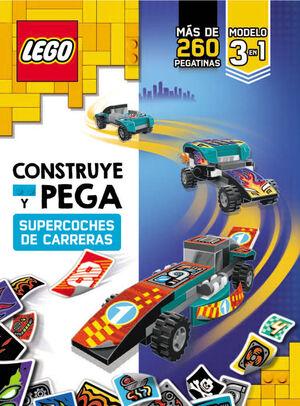 LEGO. CONSTRUYE Y PEGA